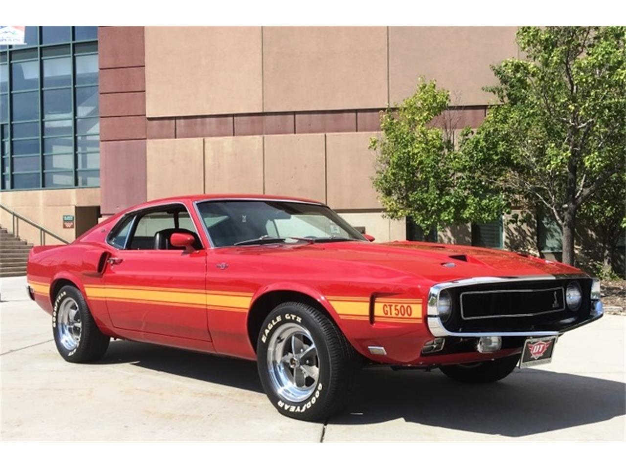 For sale 1969 shelby gt500 in west valley city utah
