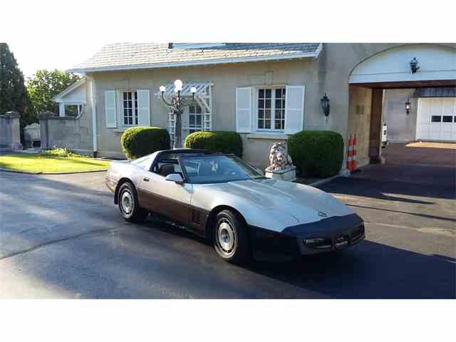 Picture of '86 Corvette - M0BR