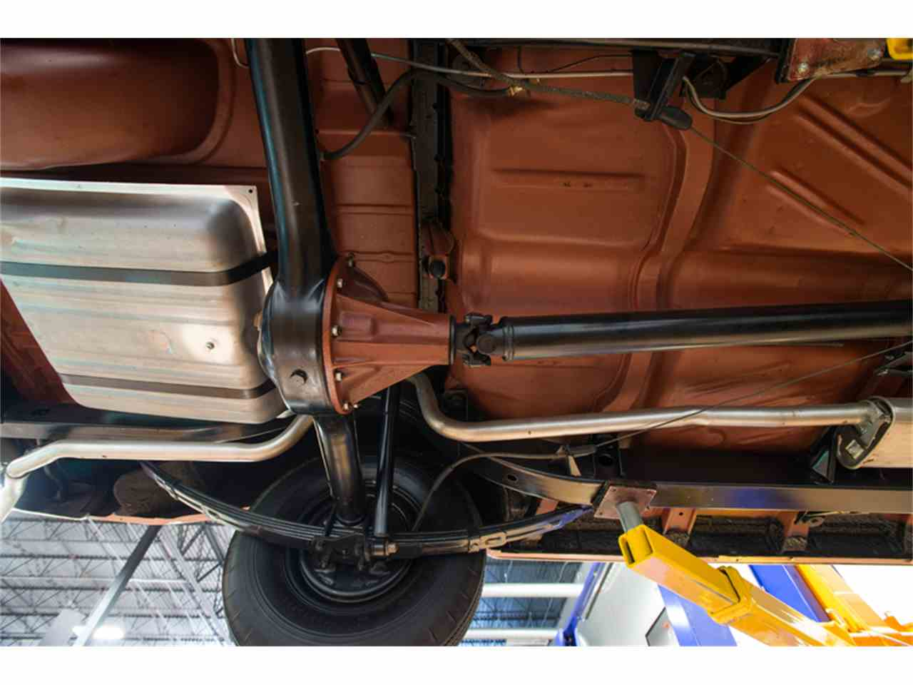 Large Picture of '57 Chevrolet Bel Air located in York South Carolina Offered by a Private Seller - M0BS