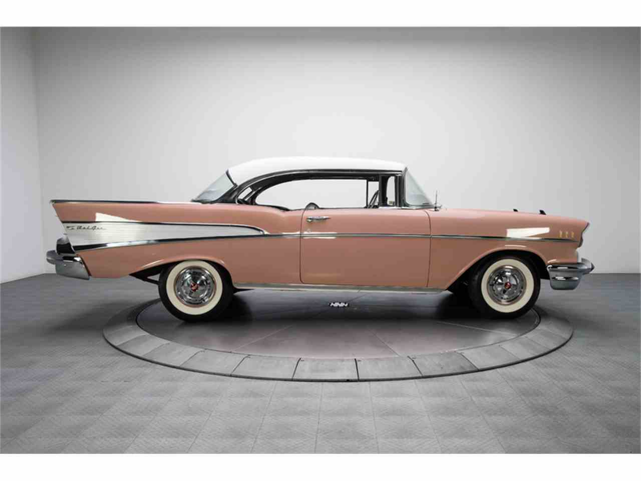 Large Picture of Classic 1957 Bel Air Auction Vehicle - M0BS