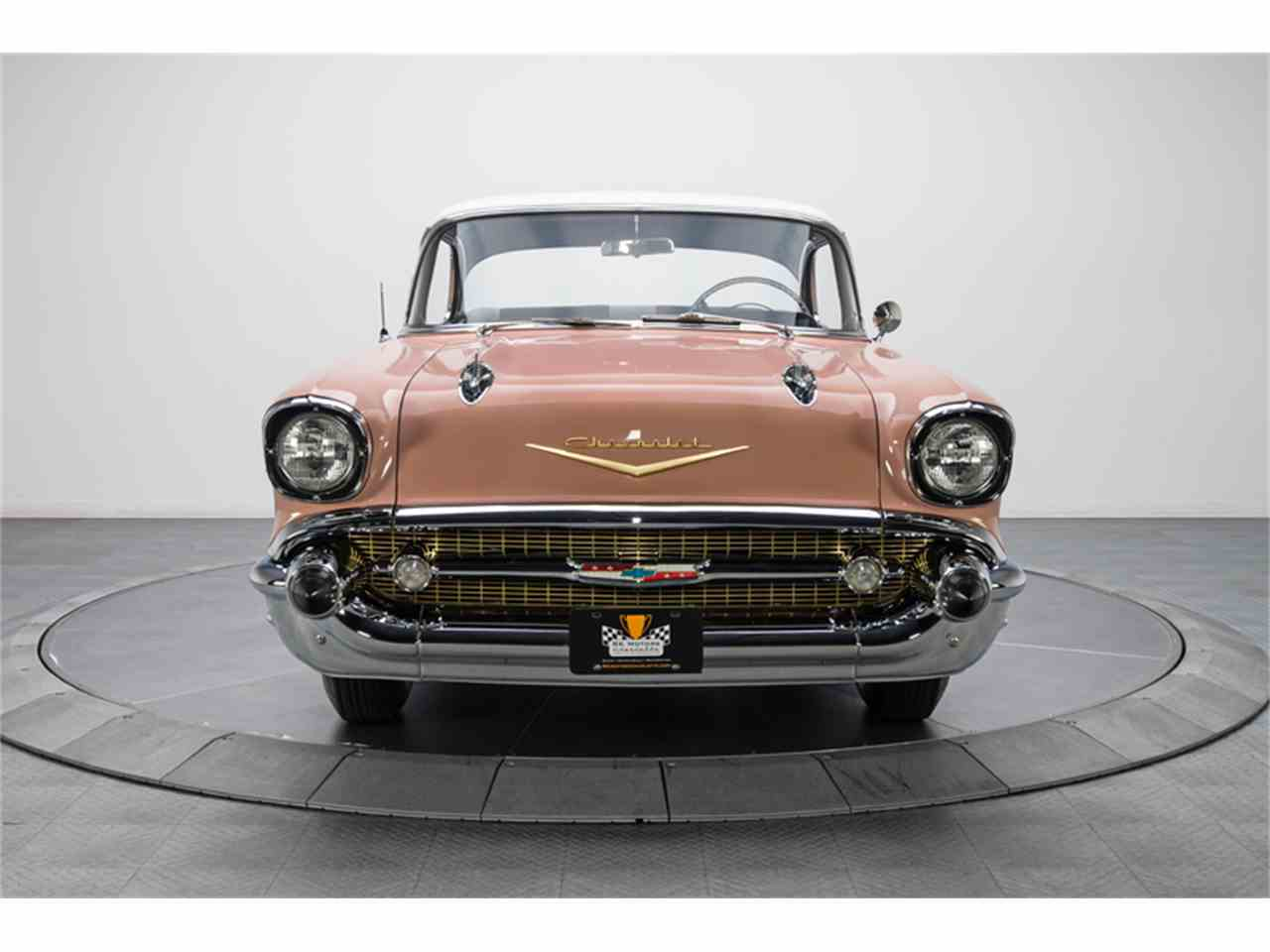 Large Picture of 1957 Bel Air - M0BS
