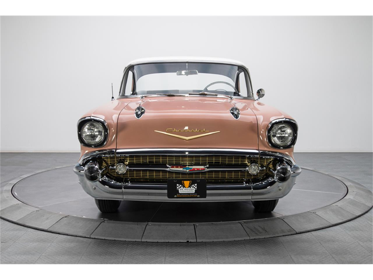 Large Picture of '57 Bel Air - M0BS