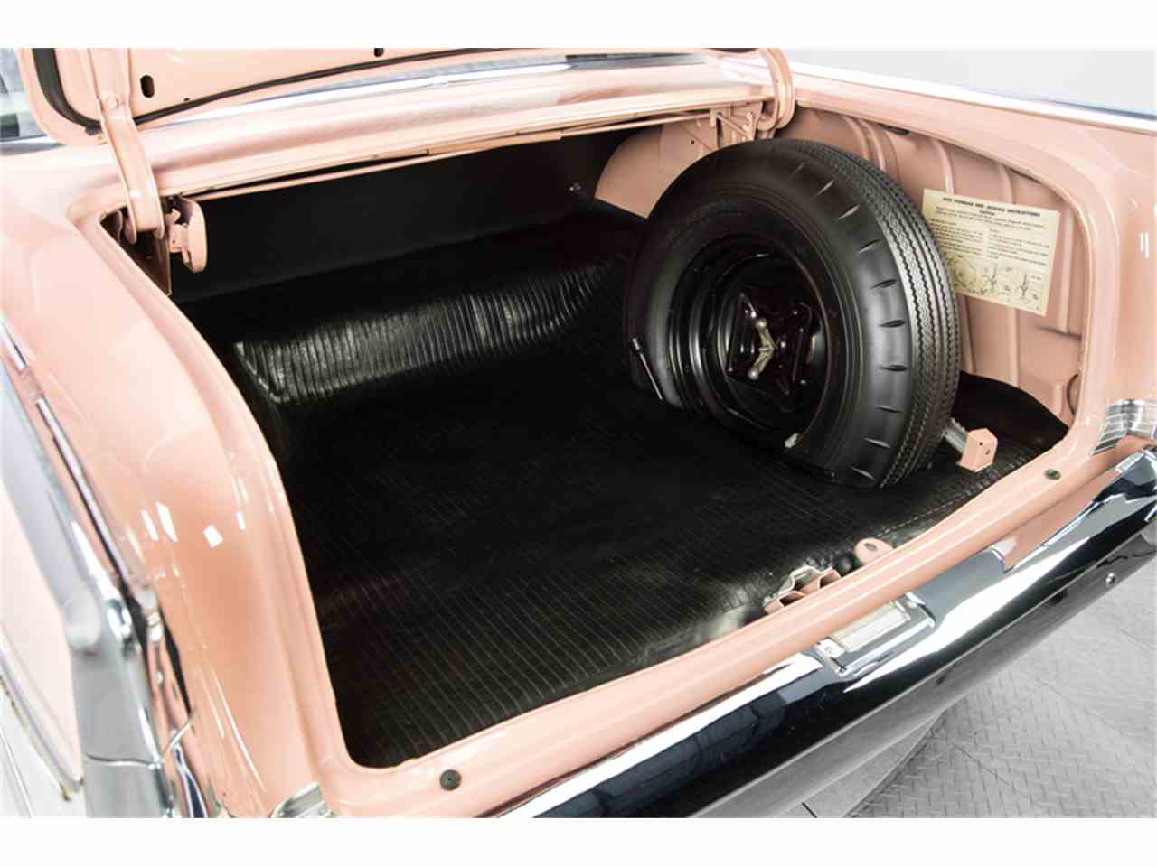 Large Picture of Classic 1957 Chevrolet Bel Air Offered by a Private Seller - M0BS