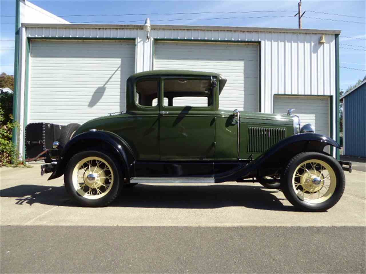 Large Picture of Classic 1930 Model A Offered by West Coast Collector Cars - LVKJ