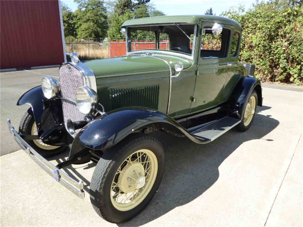 Large Picture of '30 Ford Model A Offered by West Coast Collector Cars - LVKJ