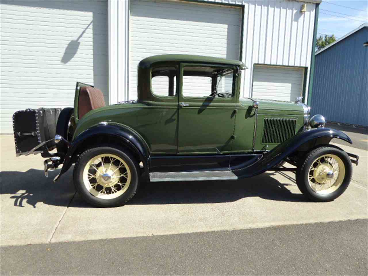 Large Picture of Classic 1930 Model A - $16,900.00 Offered by West Coast Collector Cars - LVKJ