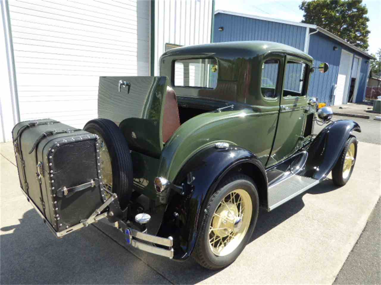 Large Picture of Classic '30 Model A Offered by West Coast Collector Cars - LVKJ