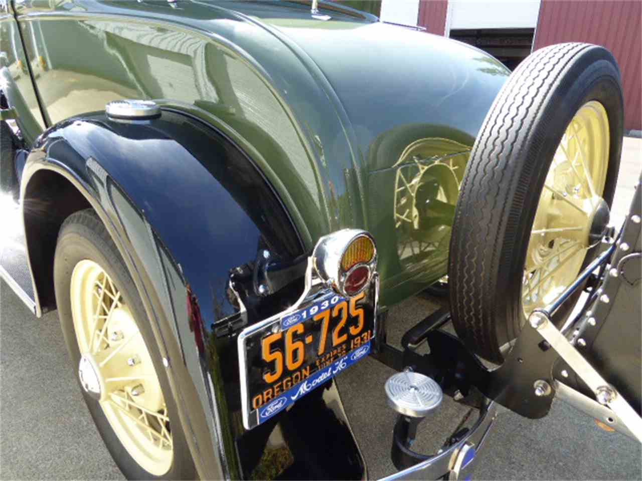 Large Picture of 1930 Model A located in Turner Oregon - $16,900.00 Offered by West Coast Collector Cars - LVKJ