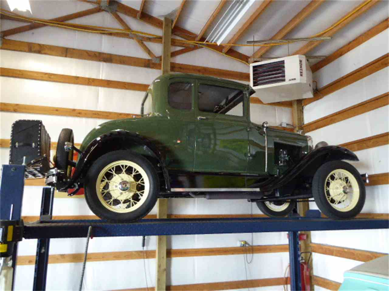 Large Picture of Classic '30 Ford Model A Offered by West Coast Collector Cars - LVKJ