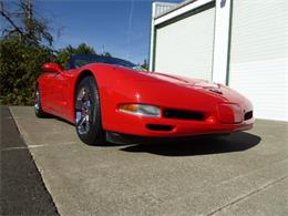 Picture of 2002 Chevrolet Corvette located in Oregon Offered by West Coast Collector Cars - LVKK