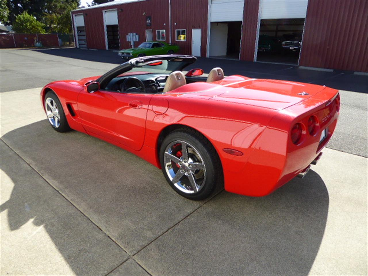 Large Picture of '02 Corvette located in Oregon Offered by West Coast Collector Cars - LVKK