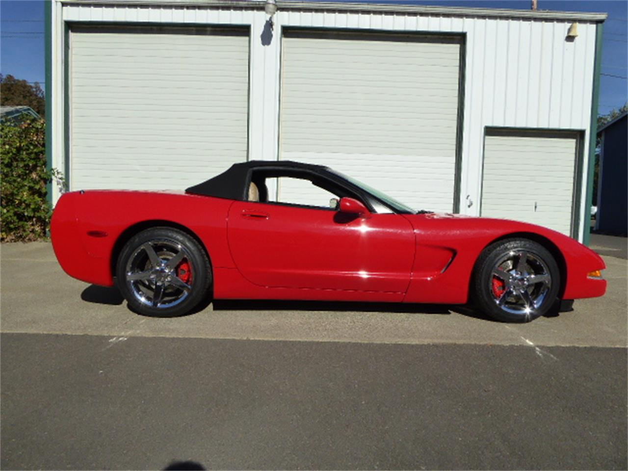 Large Picture of 2002 Chevrolet Corvette Offered by West Coast Collector Cars - LVKK