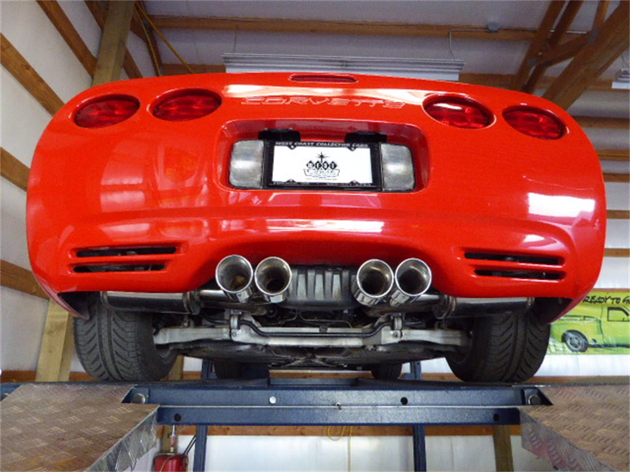 Large Picture of 2002 Chevrolet Corvette located in Oregon - $17,900.00 Offered by West Coast Collector Cars - LVKK