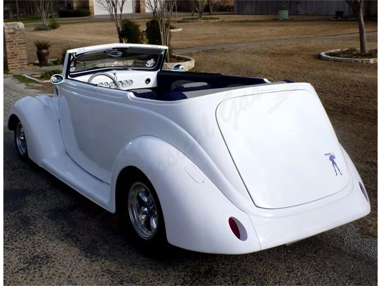 Large Picture of '37 Phaeton - LVKS