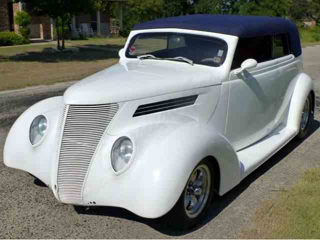 Picture of '37 Ford Phaeton located in Texas Offered by  - LVKS