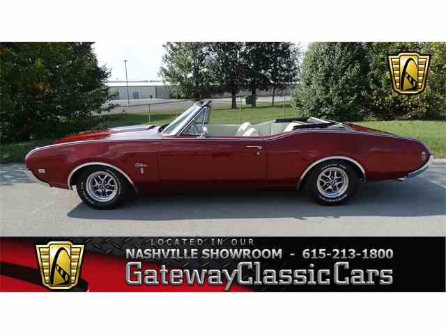 Picture of '68 Cutlass - M0FY