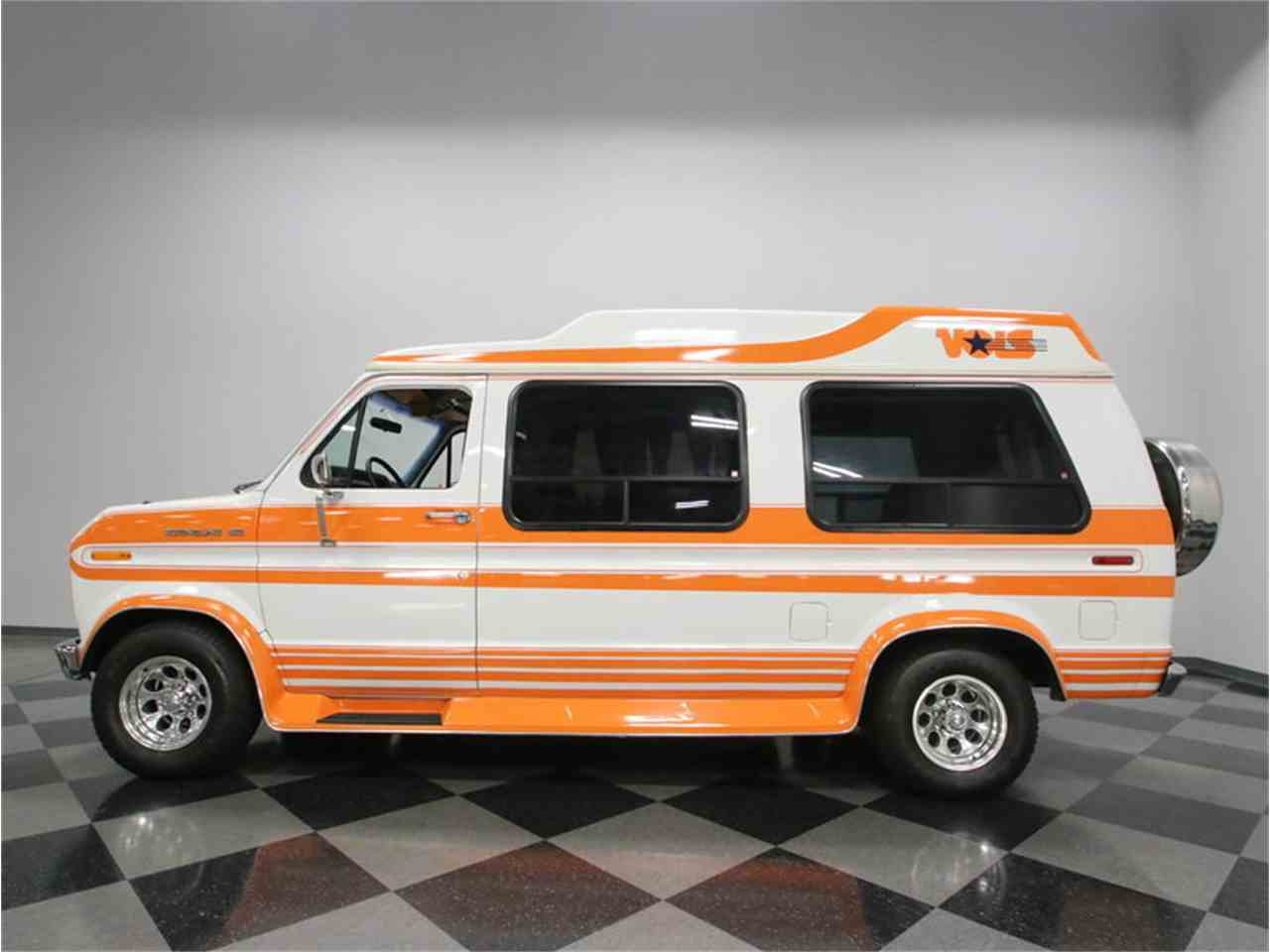 Large Picture of '87 Econoline - LVKT