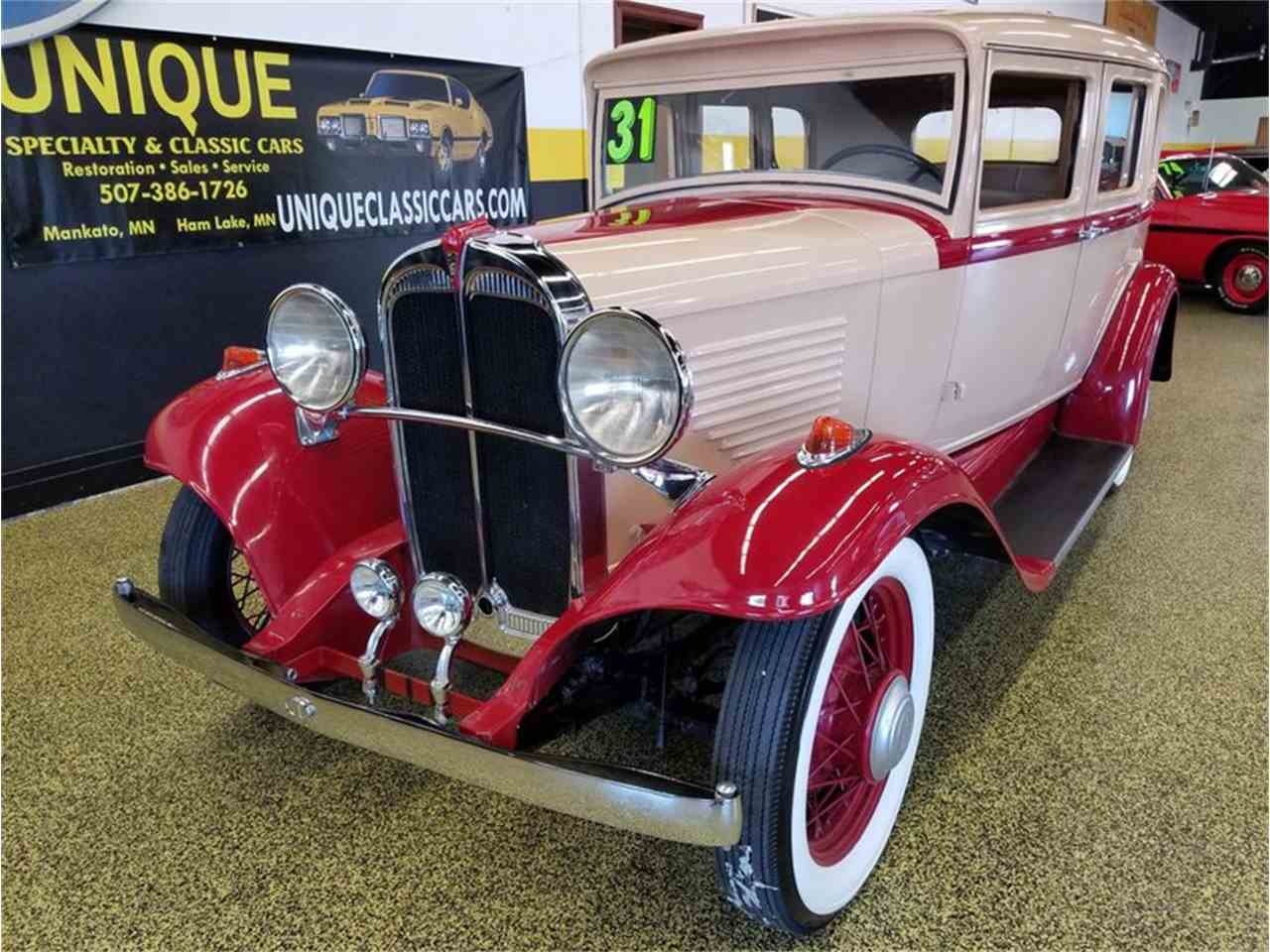 1931 Willys-Overland Jeepster for Sale | ClassicCars.com | CC-1027045