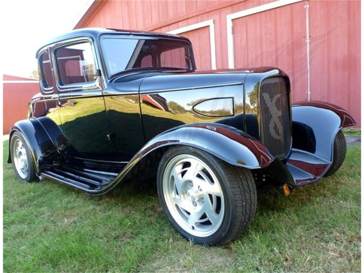 Large Picture of Classic 1932 5-Window Coupe - LVKY