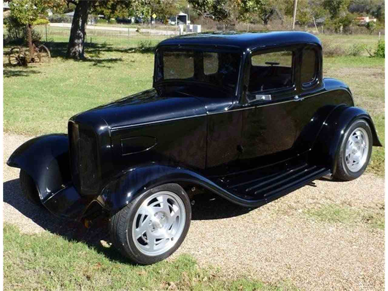 Large Picture of '32 5-Window Coupe - LVKY