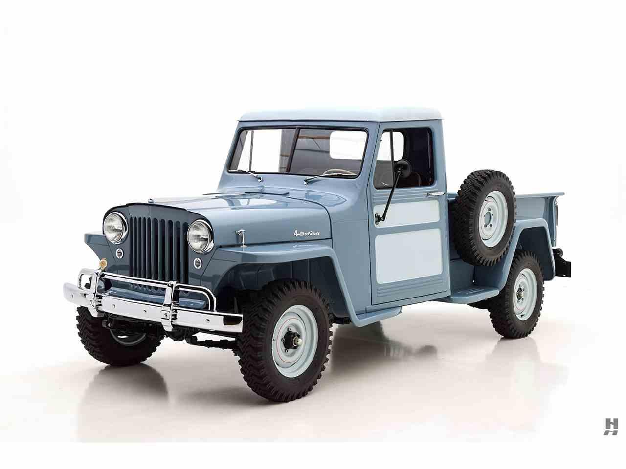 1948 willys overland jeep for sale cc 1027061. Black Bedroom Furniture Sets. Home Design Ideas
