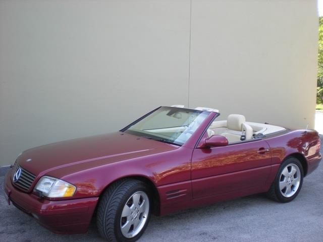 Picture of '00 SL500 - M0HQ
