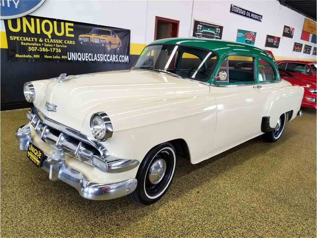 1954 Chevrolet 150 for Sale | ClassicCars.com | CC-1027076