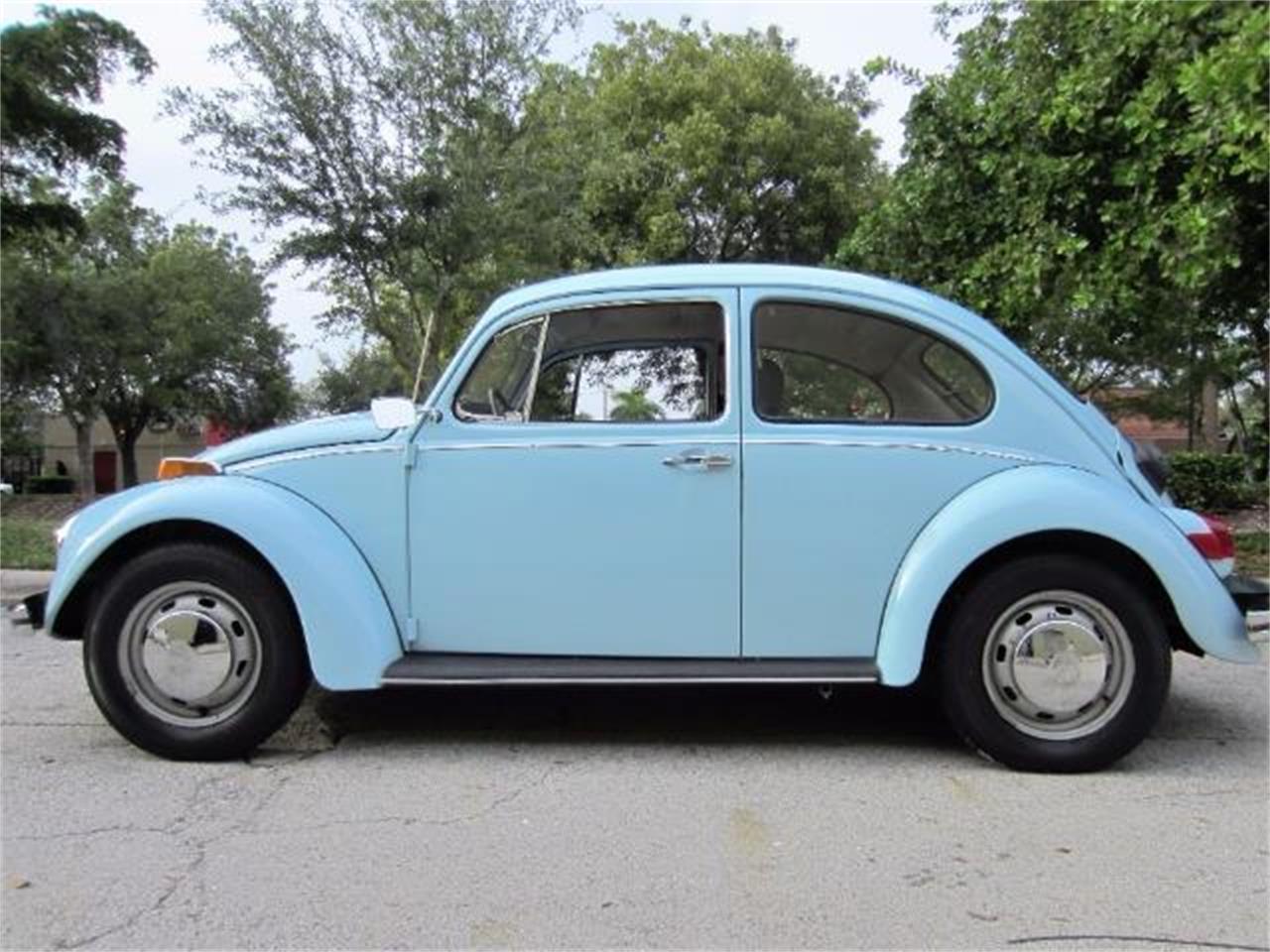 1970 Volkswagen Beetle For Sale Classiccars Com Cc 1027078
