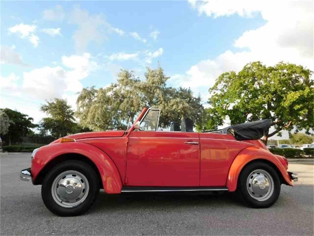 1972 volkswagen beetle for sale cc 1027081. Black Bedroom Furniture Sets. Home Design Ideas