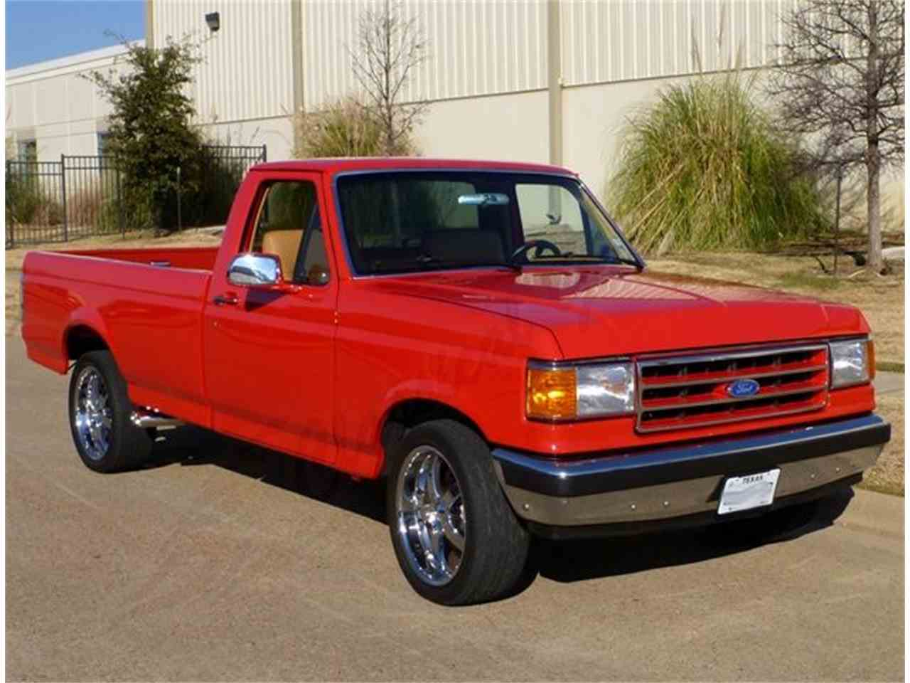 Large Picture of '90 F150 - LVL1