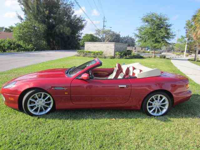 Picture of '01 DB7 Vantage Volante - M0IC