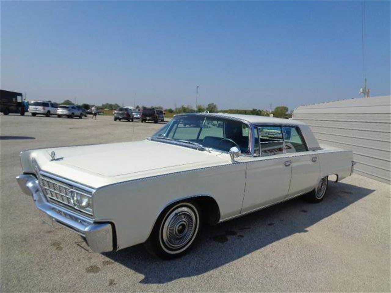 Large Picture of '66 Imperial - M0IO