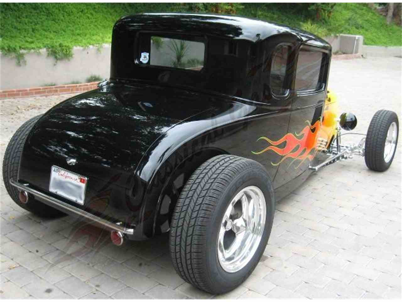 Large Picture of '29 5-Window Coupe - LVL3