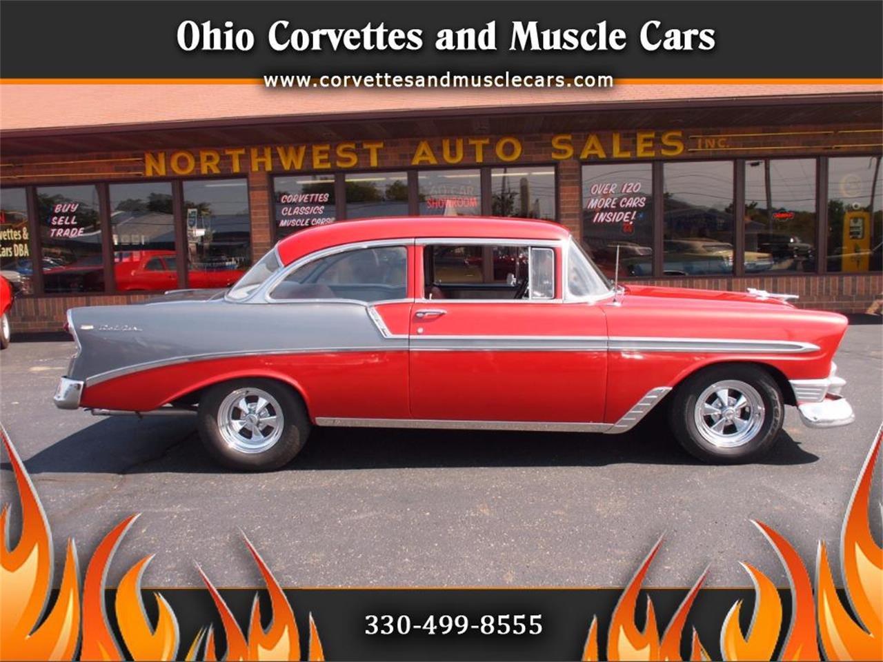 Large Picture of Classic 1956 Chevrolet Bel Air - $37,000.00 - LVL5