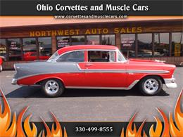 Picture of 1956 Bel Air located in Ohio - $37,000.00 Offered by Ohio Corvettes and Muscle Cars - LVL5