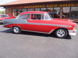 Picture of Classic '56 Chevrolet Bel Air located in Ohio - $37,000.00 Offered by Ohio Corvettes and Muscle Cars - LVL5