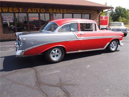 Picture of '56 Chevrolet Bel Air located in North Canton Ohio - LVL5