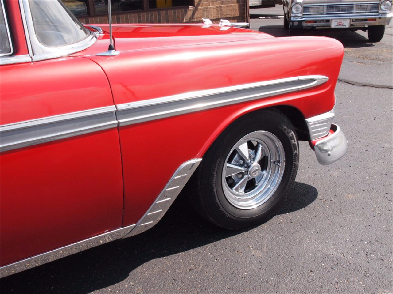 Large Picture of '56 Chevrolet Bel Air located in North Canton Ohio - LVL5