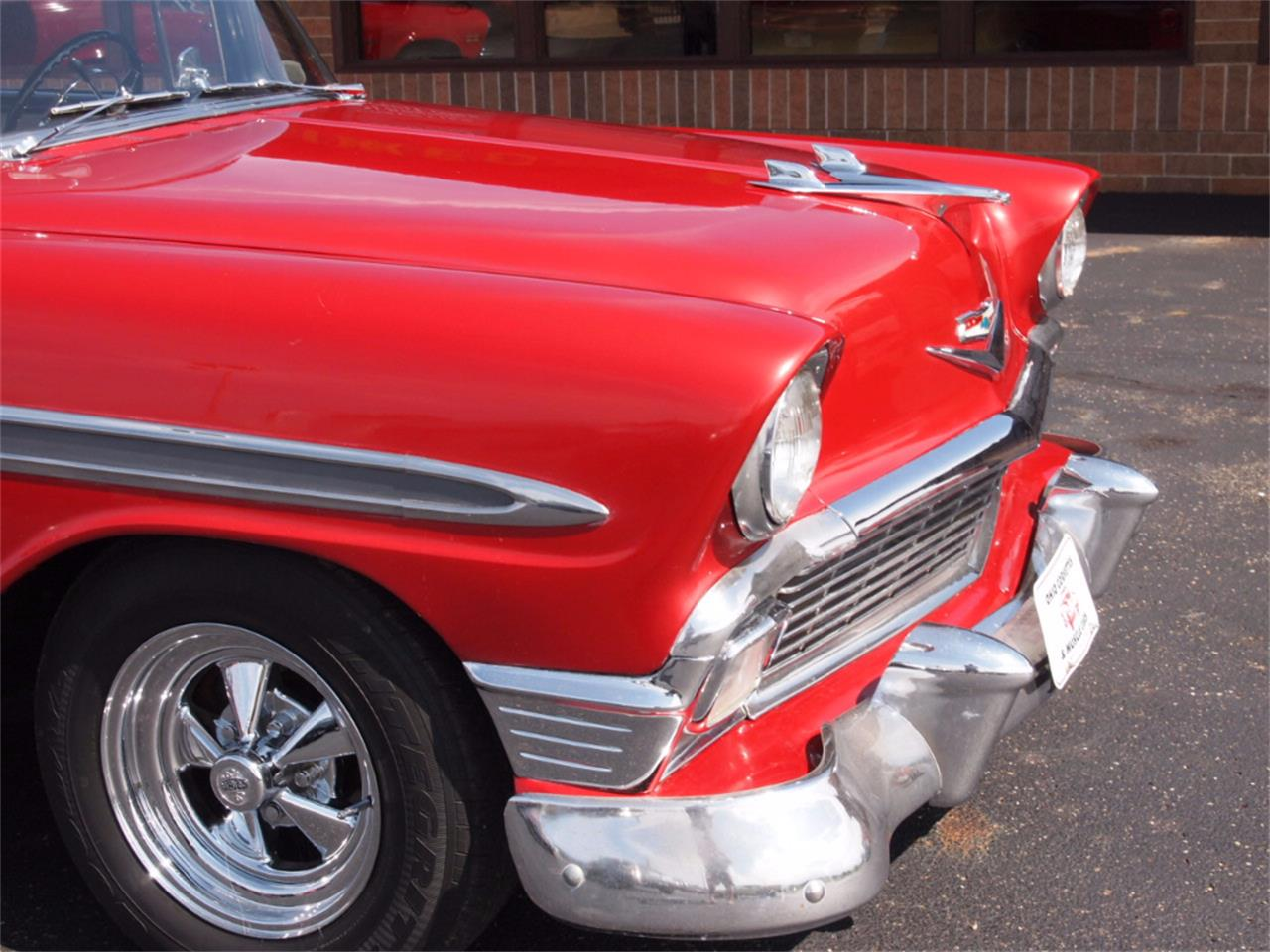 Large Picture of Classic 1956 Bel Air Offered by Ohio Corvettes and Muscle Cars - LVL5