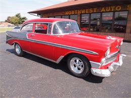 Picture of 1956 Chevrolet Bel Air located in Ohio - $37,000.00 Offered by Ohio Corvettes and Muscle Cars - LVL5