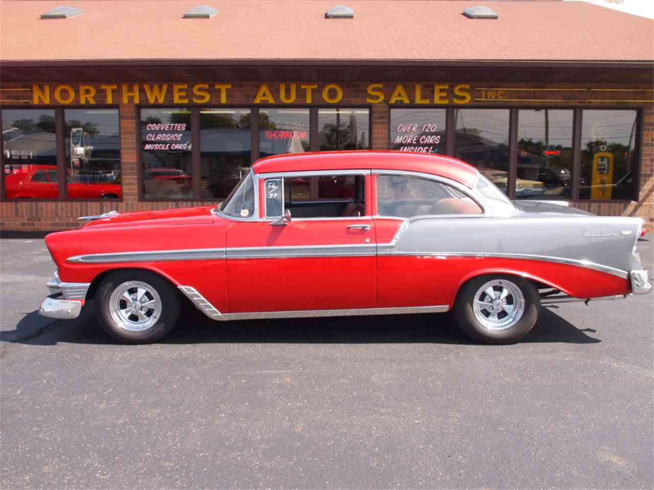 Large Picture of '56 Bel Air - LVL5