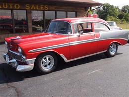 Picture of Classic '56 Chevrolet Bel Air located in North Canton Ohio Offered by Ohio Corvettes and Muscle Cars - LVL5