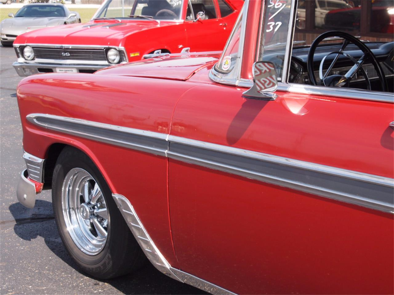 Large Picture of Classic '56 Chevrolet Bel Air - LVL5