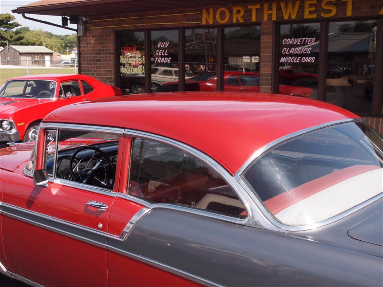 Large Picture of 1956 Chevrolet Bel Air - LVL5