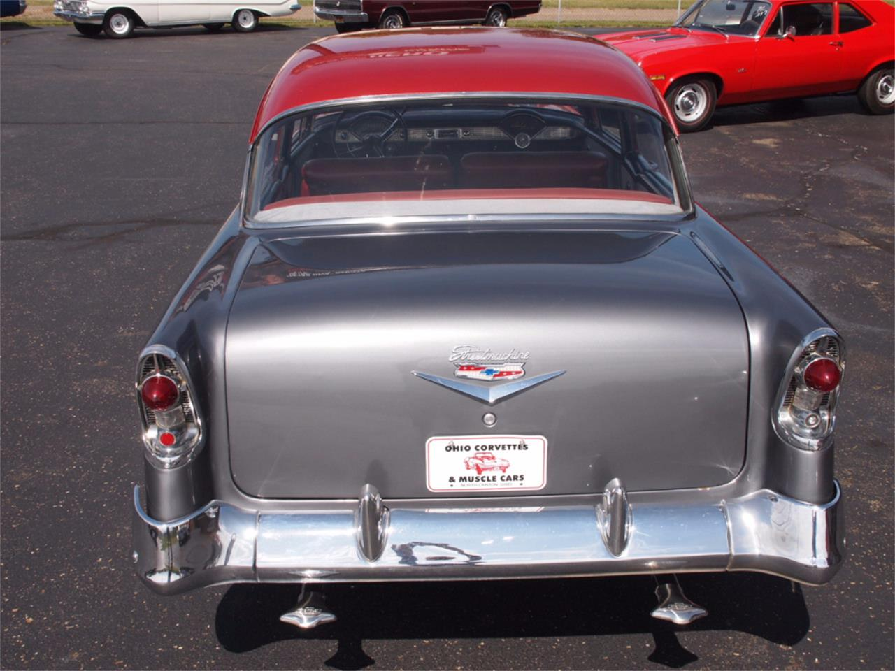 Large Picture of '56 Chevrolet Bel Air - LVL5