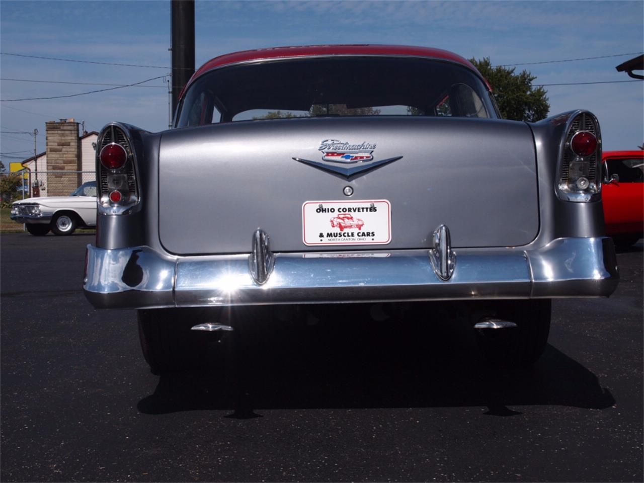 Large Picture of Classic 1956 Bel Air located in Ohio - $37,000.00 - LVL5