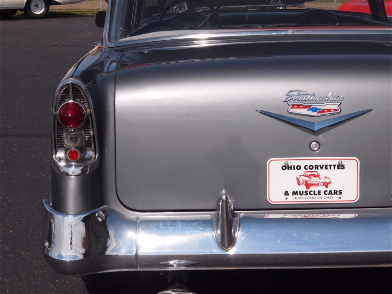 Large Picture of '56 Bel Air Offered by Ohio Corvettes and Muscle Cars - LVL5