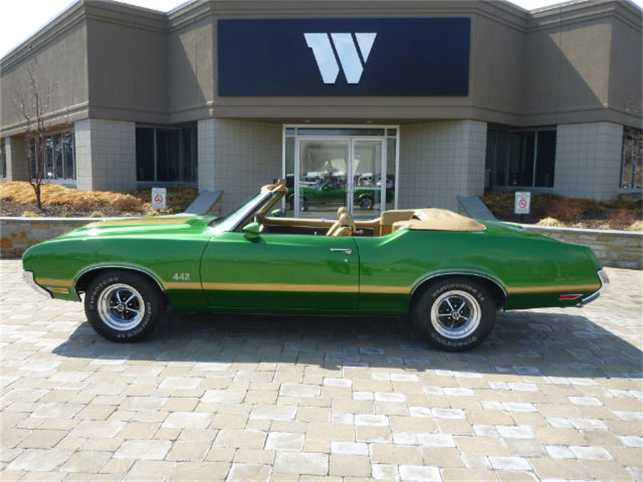 Large Picture of Classic '70 Cutlass 442 located in Milford Ohio - $133,400.00 - M0ML