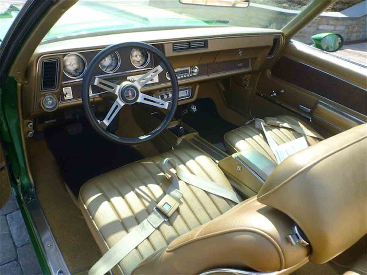 Large Picture of '70 Cutlass 442 - M0ML