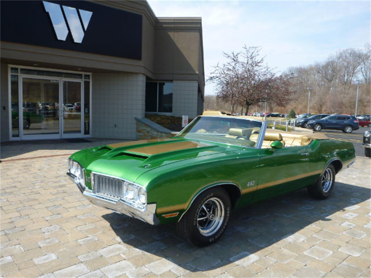 Large Picture of Classic 1970 Oldsmobile Cutlass 442 located in Milford Ohio - $133,400.00 - M0ML